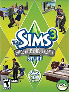 The Sims 3: High End Loft Stuff [Mac Download]
