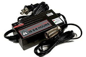 Currie Technologies 24-Volt Charger