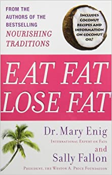 Eat Fat Lose Fat book cover