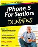 img - for iPhone 5 For Seniors For Dummies book / textbook / text book