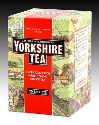 Taylors of Harrogate Yorkshire Red Tea -20 Sachets