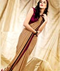 Aalya- Admiirable Georgette printed saree