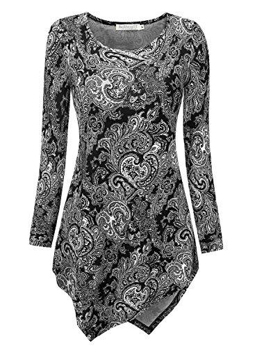 baishenggt-t-shirt-a-collo-rotondo-manica-lunga-donna-nero-floreale-small
