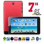 Kool(TM) Red 7 Inch Phone Mobile Tabl...