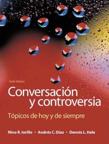 Conversación y controversia: Tópicos de hoy y de...