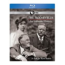 Ken Burns: The Roosevelts [Blu-ray]