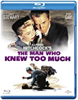 The Man Who Knew Too Much [Blu-ray] [1956] [Region Free]