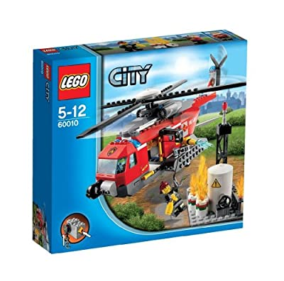 Lego City 60010 - Feuerwehr-Helikopter