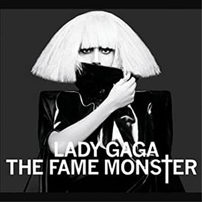 The Fame Monster by Lady Gaga [Music CD]