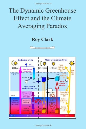 The Dynamic Greenhouse Effect and the Climate Averaging Paradox: Ventura Photonics Monograph VPM 001: Dr. Roy Clark: 9781466359185: Amazon.com: Books