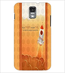 PrintDhaba Quote D-5788 Back Case Cover for SAMSUNG GALAXY S5 (Multi-Coloured)