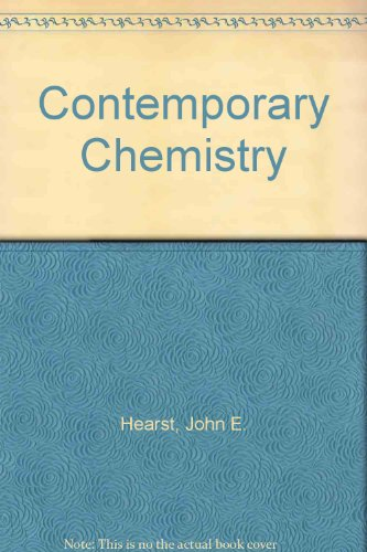 Contemporary Chemistry