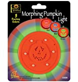 SEASONS (HK) CI226 Morphing Pumpkin Light