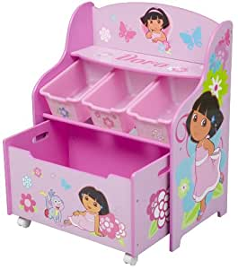 Dora The Explorer 3 Tier Storage Organizer