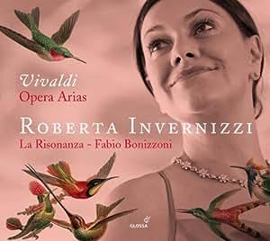 Antonio Vivaldi, Fabio Bonizzoni, La Risonanza, Roberta Invernizzi