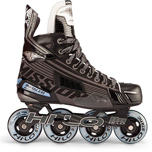 Mission Inhaler DS4 vs Mission Inhaler NLS: 06 Inline Hockey Skates