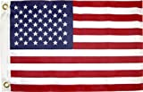 SeaSense Usa Flag, 12-Inch x  18-Inch