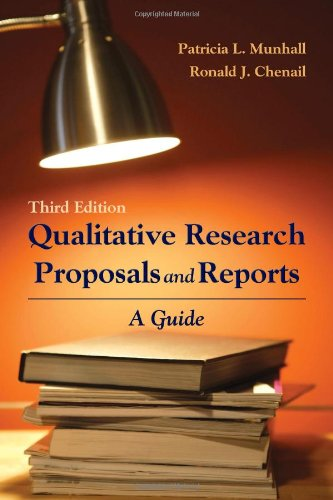 Qualitative Research Proposals And Reports: A Guide...