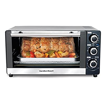 Hamilton Beach 31409 6 Slice Toaster Oven by Power Sales and Advertising Inc