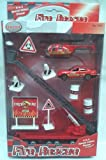 Die Cast Fire Rescue Set