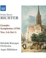 Six Grandes Symphonies