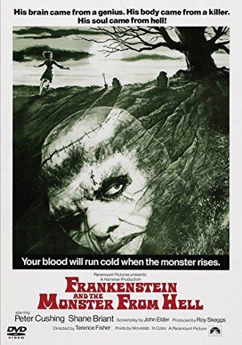 フランケンシュタインと地獄の怪物(モンスター) [DVD]