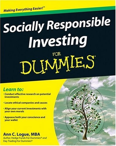 Socially Responsible Investing For Dummies (For
