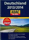 ADAC MaxiAtlas Deutschland 2013/2014 1:150 000