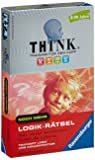 Ravensburger 23308 - Think® Kids: Noch mehr Logik-Rätsel - Mitbringspiel
