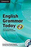 img - for English Grammar Today Book with CD-ROM and Workbook: An A-Z of Spoken and Written Grammar book / textbook / text book