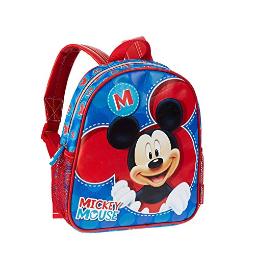 Disney Mickey Mouse - Zainetto Asilo Blu