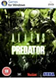 Aliens Vs Predator (PC DVD)