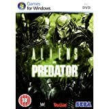 Aliens Vs Predator (PC DVD)by Sega
