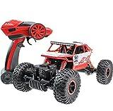 Hugine 2.4Ghz RC Rock Crawler 4 WD Monster Truck Off-Road