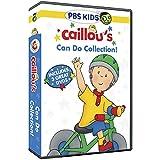 Caillou: Caillou's Can Do Collection