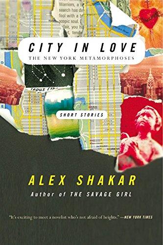 City in Love: The New York Metamorphoses PDF
