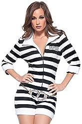 Underwraps Women's Jail Bird