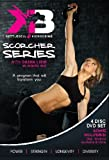 Kettlebell Kickboxing Scorcher Series 4 Disc DVD Set
