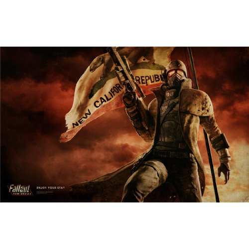 Fallout New Vegas 22x14 Games ArtPrint Poster 007C/Small Size