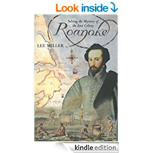 roanoke solving the mystery of the lost colony pdf