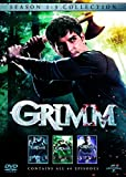 Grimm - Season 1-3 [DVD]
