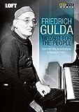 Friedrich Gulda: Mozart for the People [DVD] [Alemania]
