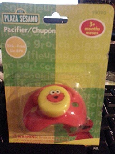 Sesame Street Elmo Pacifier - 1