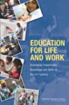 Education for Life and Work: Developi...