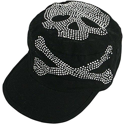 Zan Headgear Highway Honeys Cap Black Skullstuds Cphh03 295397790