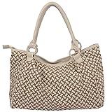 Desi Panache Giselle Tote Bag (Cream)