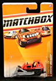 GROUND BREAKER Construction Series (#6 of 14) MATCHBOX 2010 Basic Die-Cast Vehicle (#42 of 100)