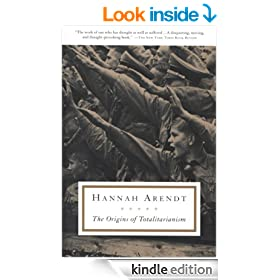 The Origins of Totalitarianism (Harvest Book, Hb244)