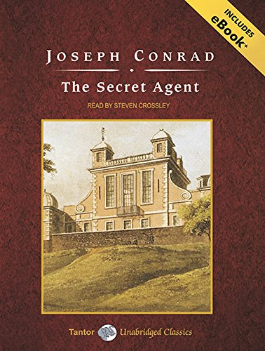 The Secret Agent: ​a timely BBC adaptation of Joseph Conrad's novel