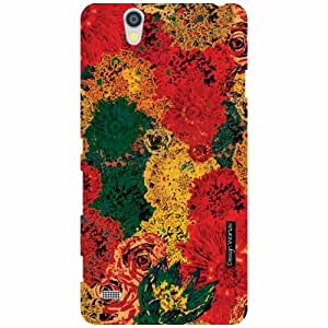 Design Worlds Sony Xperia C4 Back Cover Designer Case and Covers